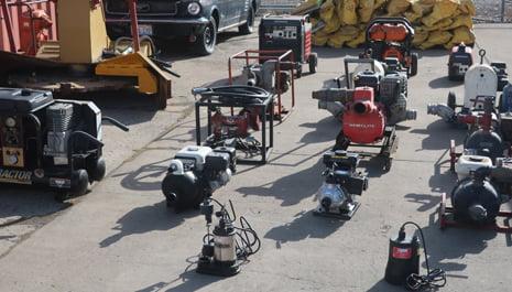 WFS Misc Pumps | Wildfire Services Yakima, WA